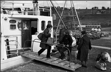 27. juni 1981 i Kvæfjord. Begge foto Helge Sunde