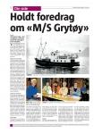 View the album MS Grytøy i Harstad Tidende